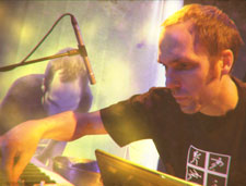 Micha Vanony - Live with MRS - Electro ménager